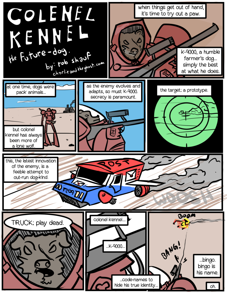 colonel kennel